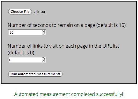 TrackingObserver: A Browser-Based Web Tracking Detection
